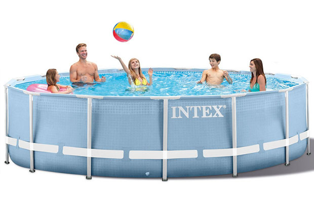 Intex Prism frame pool 457