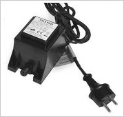 Intex Filterpumpe 3407 - 12 Volt Transformator
