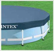 Intex Prism Frame Pool Filterpumpe Abdeckplane