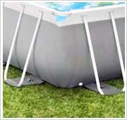 Intex Prism Frame Pool stabile Basis