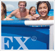 Intex Metal Frame Pool stabile Basis