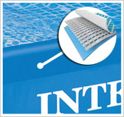 Intex Metal Frame Pool Folie