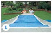 Intex ultra Frame Pool Aufbauen 1