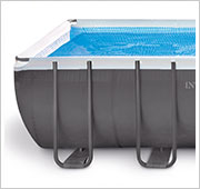 Intex Ultra Frame Pool stabile Basis