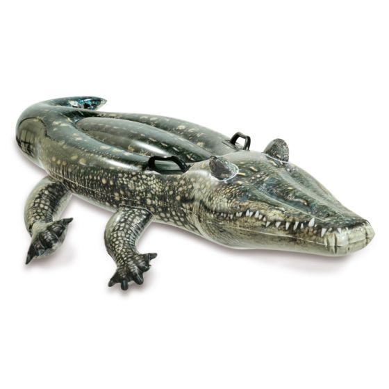 INTEX™-Aufblasbares-Krokodil