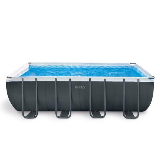 Intex-Ultra-XTR-Quadra-Frame-Pool-549-x-274-x-132-cm-(Set-Inkl.-Sandfilteranlage)