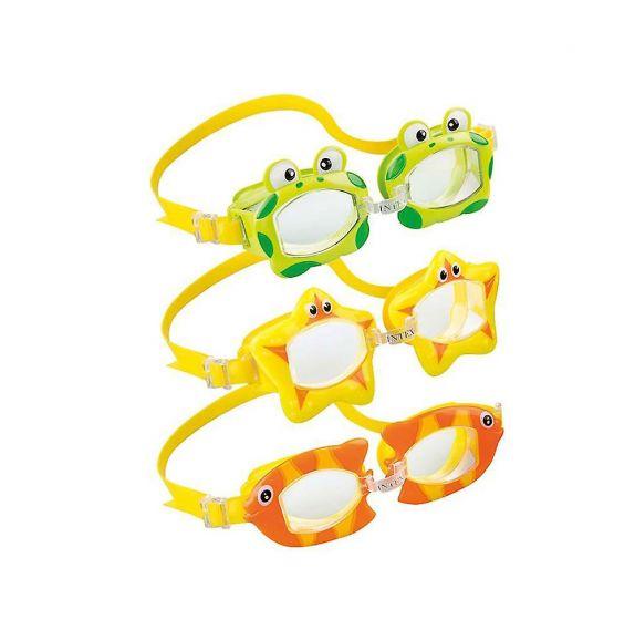 "Intex-Kinderschwimmbrille---""Fun-Goggles"""