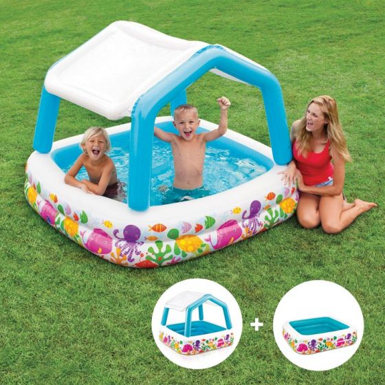 Intex-Kinderpool-–-Sun-Shade-Pool-(abnehmbares-Dach)