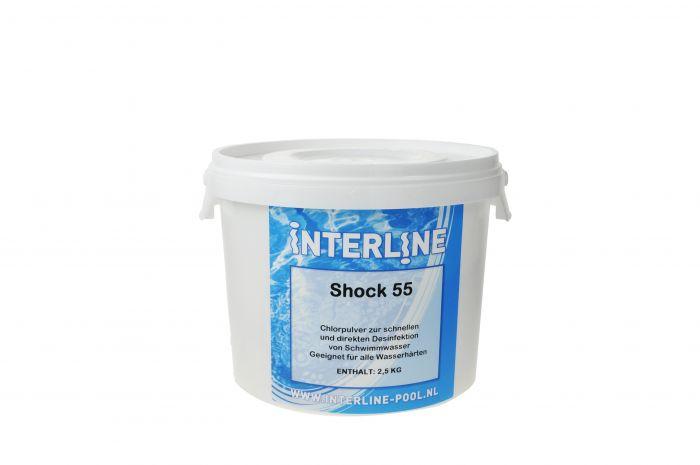 Chlorshock-55---2,5kg---Interline