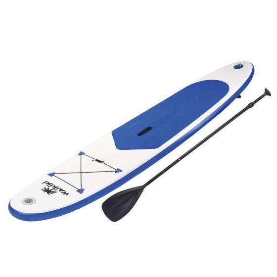 Waikiki-305-Anfänger-SUP-Board-Blau