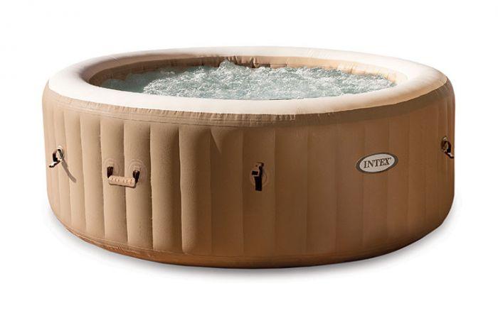 Intex-PureSpa-Bubble-Whirlpool-4-Personen---Ø-196-cm