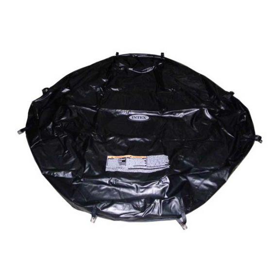 Intex-PureSpa-Abdeckplane-schwarz---6-Pers.-octagon-Spa