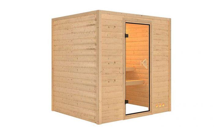 Interline-Lieto-Sauna-Set-196x170x198
