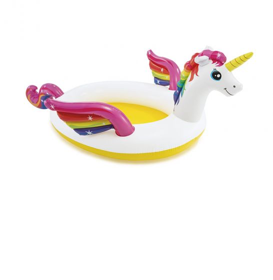 INTEX™-MysticUunicorn-Spray-Pool-Kinder-Schwimmbad
