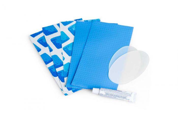 Intex-Reparaturset-blau