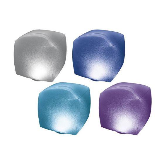 INTEX™-LED-Würfel-schwimmend-aufblasbar