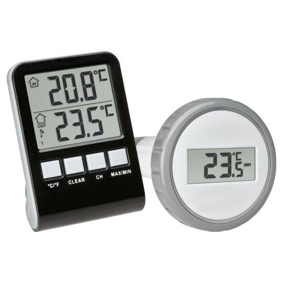 Schwimmbadthermometer-PALMA