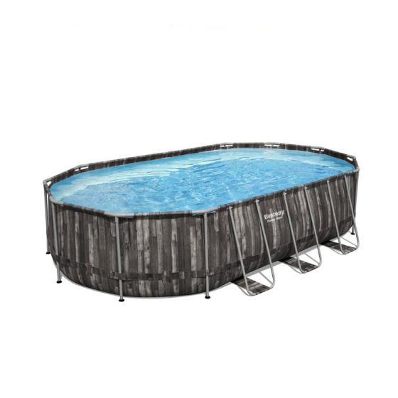 Bestway-Power-Steel-610-x-366-Holzlook-Pool