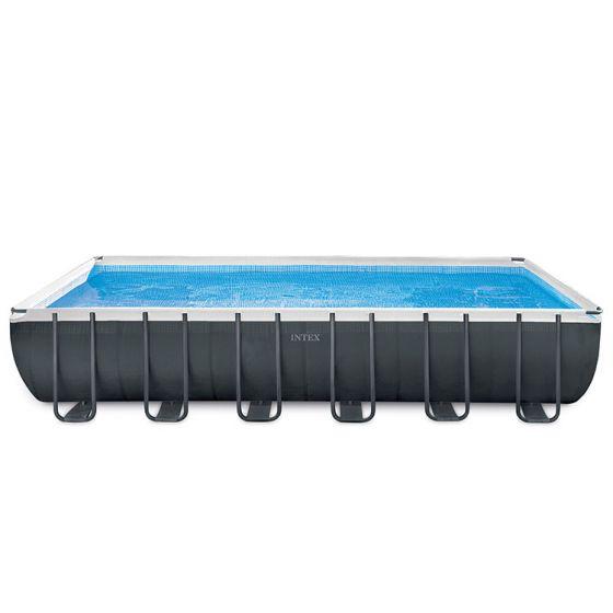 Intex-Ultra-XTR-Quadra-Frame-Pool-732-x-366-x-132-cm-(Set-Inkl.-Sandfilteranlage)