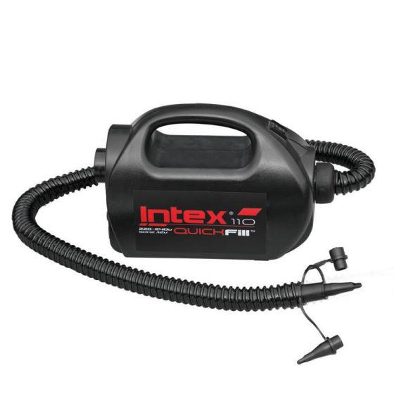 Intex-Luftpumpe-(Hochdruck)-–-QuickFill-High-PSI-220V-/-12V