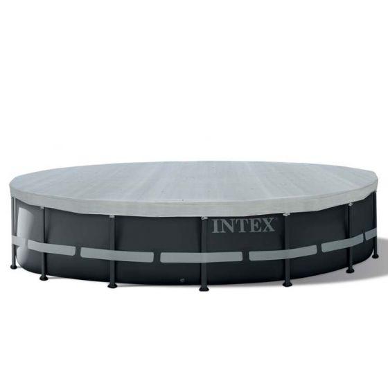 Abdeckplane-–-Intex-Ultra-Frame-Pool-Ø-488-cm