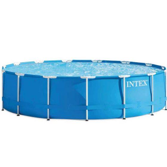 Intex-Metal-Frame-Pool-Ø-457-x-107-(set)