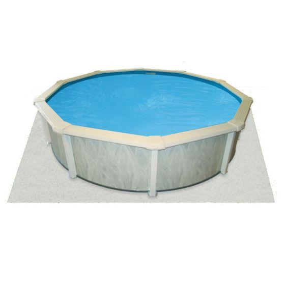 Interline-Pool---Unterlegvlies-Ø-6,40-m