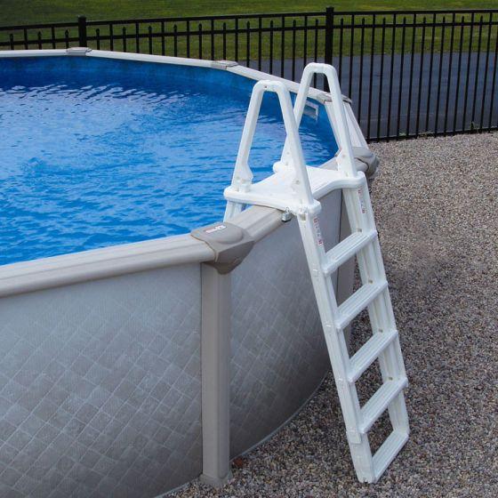 Kunststof-A-Frame-ladder