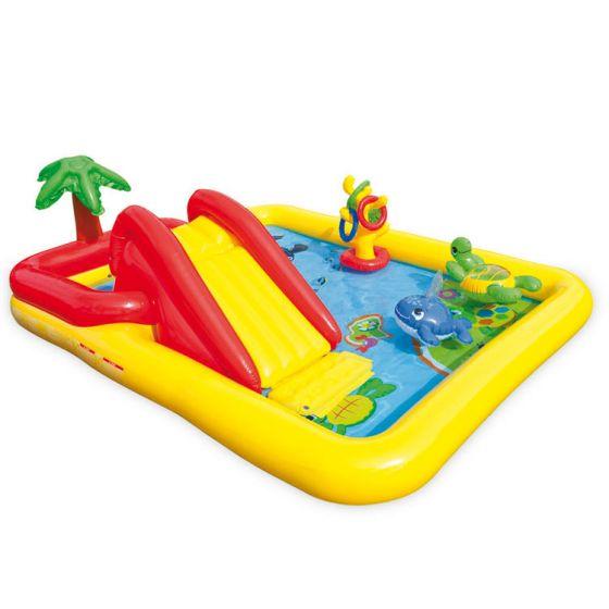 Intex-2-in-1-Spielpool:-Ocean-Play-Center