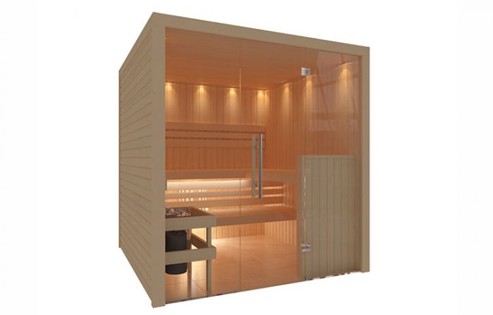 Interline-Royal-Sauna-Set-195x196x204