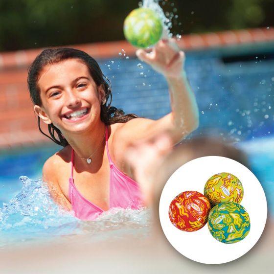 Intex-Wasserspielzeug:-Satz-von-3-absorbierenden-Bällen