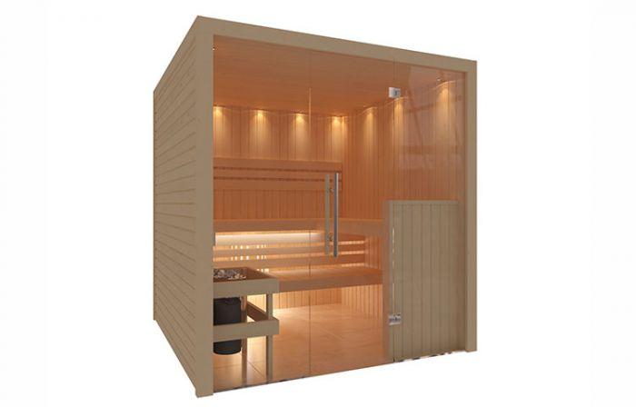 Interline-Royal-Sauna-195x196x204
