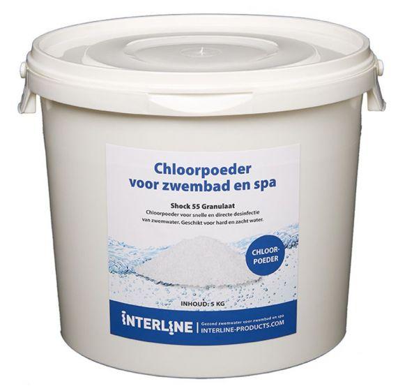 Interline-Chlor-Shock-Granulat-5KG