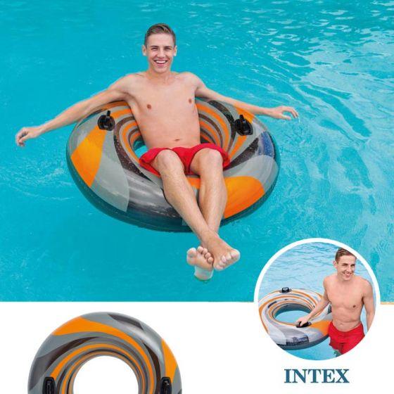 Intex-Schwimmreifen-–-Vortex-Tube-(Ø-122-cm)
