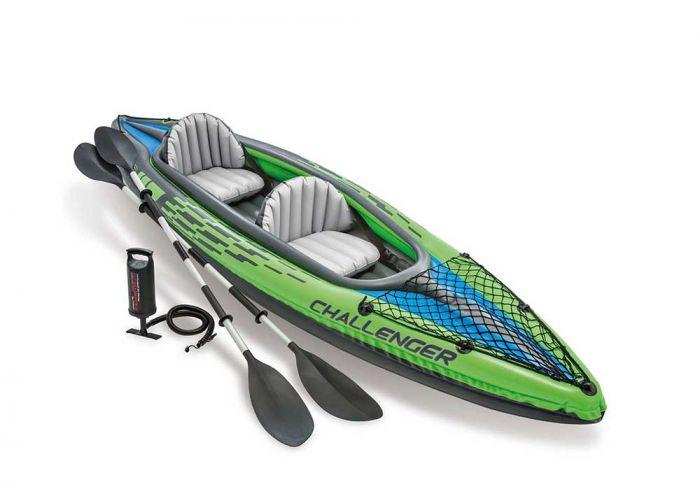 INTEX™-Aufblasboot-–-Challenger-K2-Kayak