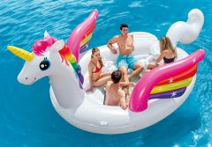 INTEX™-Ride-on-Unicorn-Party-Insel