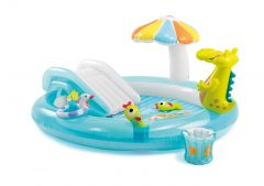 INTEX™-Wasserparadies-–-Gator-Playcenter