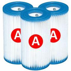 Intex-Filterpatrone-Typ-A---3-Stück