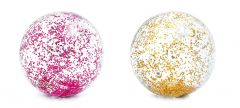 INTEX™-Ball-transparent-mit-Glitzer