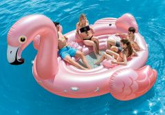 INTEX™-Ride-on-Flamingo-Party-Insel