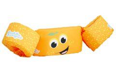 Safe-Schwimmweste-Orange