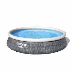 Bestway-Fast-Set-Ø-396-Rattan-Pool