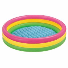 Intex-Kinderbecken---Sunset-Glow-Pool