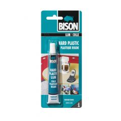 Bison Hartplastik Kleber 25 ml Tube