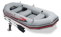 INTEX™-Aufblasboot-INTEX™---Mariner-4-Set