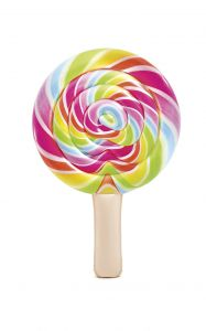 INTEX™ Luftbett Lollipop
