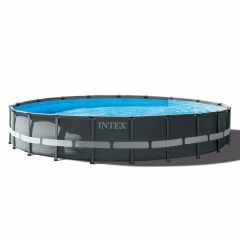 Intex-Ultra-XTR-Frame-Pool-Ø-610-cm-x-122-cm-(Set-Inkl.-Sandfilteranlage)