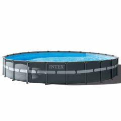 Intex-Ultra-XTR-Frame-Pool-Ø-732-cm-x-132-cm-(Set-Inkl.-Sandfilteranlage)