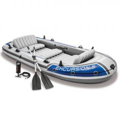 Schlauchboot-Intex---Excursion-5-Set