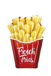 INTEX™ Luftbett French Fries